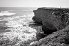 looking for the light we need (Super G) Tags: nikon311 santacruz california unitedstates us wilderranch bw blackandwhite ocean sea woman standing searching 2018