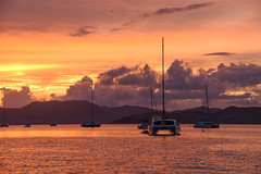 British Vigin Islands (Marcos Lozadam63) Tags: sailing bvi sea clear water sailboat catamaran beaches playa mar caribe