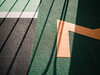 PB031074 (mkreibohm) Tags: japan 日本 japanese street road pavement lines colors shapes figures patterms geometry geometrical minimal minimalist minimalism markings 新宿区 tokyo 東京都 urban
