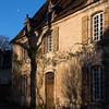 Ombre d'un platane (Vezerian) Tags: facade house lemoustier maison moon morning morninglight oldhouse placedeléglise platane shadow tree