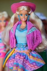 Barbie SuperStar 03 (Lindi Dragon) Tags: barbie doll mattel superstar western fan