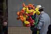 (stevo3) Tags: balloon seller tokyo japan harajuku