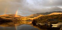 Snowdonia - Llyn y Dywarchen (Kevin O'Brian) Tags: llynydywarchen