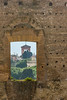 Window on Rome (Zed.Cat) Tags: palatine hill window rome palatino wall view buildings imperial palaces