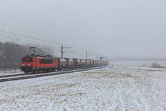 DBC 1615 met Nosta-shuttle (Durk Houtsma.) Tags: dbschenker dbcargo sloehaven dbs nostashuttle hoyer nostash 1615 nosta dbc railion sloe nieuwdorp zeeland nederland nl