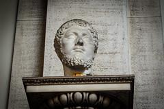 Büste des Nero (Markus Wollny) Tags: city vatikan rom cittàdelvaticano vatikanstadt it