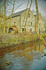 Gavin's Mill (jacscot) Tags: milngavie gavins mill fujifilm xt1 river