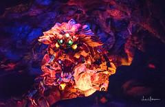 Tokyo Disneysea 2017 72 - Lava Worm 02 (JUNEAU BISCUITS) Tags: lavaworm journeytothecenteroftheearth julesverne eticket themepark disney disneyresort disneyparks japan disneysea tokyodisneysea animatronic nikon nikond810 hawaiiphotographer waltdisney