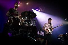 La Jungle (Clr Brg) Tags: nuits botanique bruxelles brussels brussel salle concert live la jungle groupe band rock garage light duo