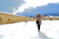 Invoncando a la tormenta (kikolb) Tags: nieve nevado