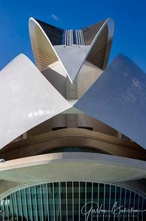 Les Arts, Reine Sofia, Opera, Valencia, Spain