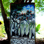 Phnom Sampeau Khmer Rouge Victims Memorial, Battambang thumbnail