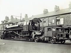 Turkey Railways - TCDD 2-10-0 steam locomotive Nr. 56102 (Beyer Peacock Locomotive Works, Manchester-Gorton 6946 / 1948) (HISTORICAL RAILWAY IMAGES) Tags: locomotive bp tcdd steam beyerpeacock manchester gorton 2100 scammel edwardbox