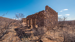The Pride We've Choked On (Wayne Stadler Photography) Tags: 2018 courtland wildwest west southwest ruins derelict ghosttown ghosttowntrail stoneruins desert arizona usa abandoned stones towns
