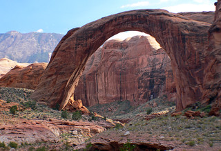 Rainbow Bridge.National Monument.