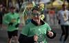 Great Costume Accessories (Scott 97006) Tags: event woman female lady runner race shamrock festive bokeh