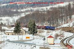 Hz_03_2018_088 (HK 075) Tags: hz hrvatska hk 075 croatia class railway 2062 2044 2063 2041 2132 1141 1142 željeznica yugoslavia balkans rail fanning