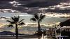 santa pola (joxe@n) Tags: santapola alicante playa joxenfoto joseantonioandresgomez aybalaostia palmeras ocaso puestadesol chiringuito granplaya