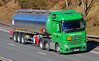 MB Actros - ARGENT ENERGY Motherwell (scotrailm 63A) Tags: lorries trucks tankers