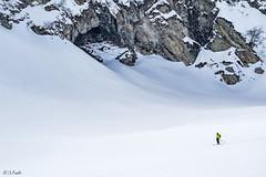 Scendendo (Luciano Fochi) Tags: vallevaraita piemonte bellino montagna neve landscape
