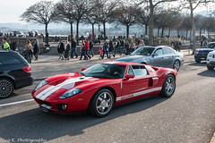 Ford GT (Nico K. Photography) Tags: ford gt supercars rare red white stripes nicokphotography switzerland zürich