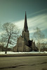 The Cathedral (Devon OpdenDries) Tags: fredericton newbrunswick maritimes eastcoast longexposure weldersglass filter neutraldensity blurredmotion canon5dmkii