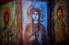 Fresco, Saint Sophia's Cathedral, Kiev, Ukraine (bobbex) Tags: easterneurope christian orthodox virginmary kyiv