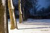 DSC_2136 (Sergey Udalov) Tags: fullhd 1080p 1920x1080 nature природа outdoor landscape ландшафт russia россия night ночь темнота light свет огни winter зима snow снег snowbank сугроб