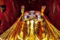 Ananda Temple Bagan Myanmar-15a (Yasu Torigoe) Tags: ananda temple buddhist buddha shrine bagan myanmar religion asia pagoda ancient architecture sony a65 dt18250mm feb2015