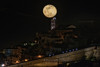 La noche de los hombres lobo (samurifu) Tags: fullmoon cityscape nightphotography nikond800 nikkor7020028 teleconvertertc20eiii daltvila catedral ibiza
