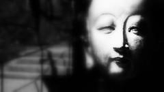 (blazedelacroix) Tags: asia stockholm asiatiska bw mono mir russain blazedelacroix sun shadows spring