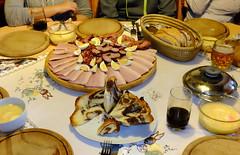 Carinthian Easter Meal (jerseyno12002) Tags: kärntnerosterjause osterjause ostern osterschinken reindling