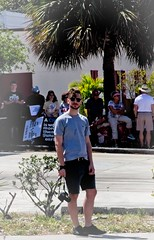 March to Save Our Lives (LarryJay99 ) Tags: marchtosavelives westpalmbeach florids antitrump 2018 men male man guy guys dude dudes manly virile studly stud masculine sexyman sunglasses camera photographer facialhair face maleface hotdude