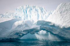 Cierva-Cove-Antarctica-5 (A. Gosewehr) Tags: antarktis antarctica ciervacove ice eis bridge blue