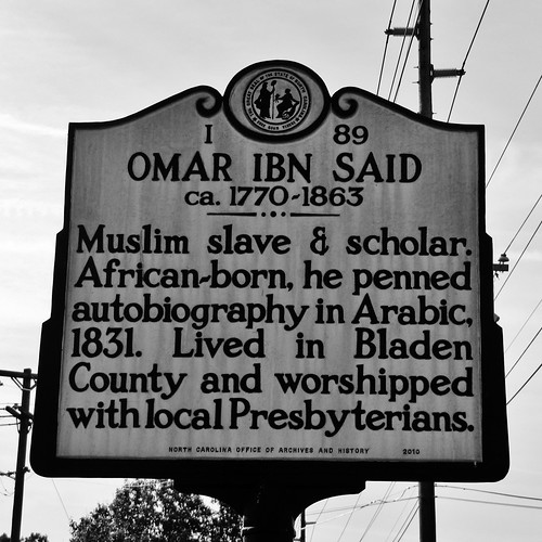 Omar Ibn Said