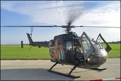 Bolkov Bo-105 (Pavel Vanka) Tags: bolkov bo105 germanarmy ciaf2006 helicopter ciaf czechinternationalairfest lktb brnoturany brno czech czechrepublic airplane plane aircraft airshow spotting spot spotter tiger