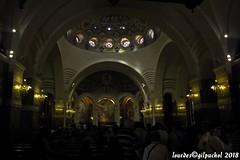 Lourdes 107-A (José María Gil Puchol) Tags: aquitaine autel basilique catholique cathédrale dome eau eaumiraculeuse fidèle france josémariagilpuchol lourdes paysbasque pélèrinage religion