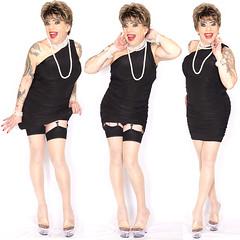 home17840-42 (Ann Drogyny) Tags: shoes legs heels crossdress crossdresser crossdressing cd tv tg ts transvestite transgender transsexual tranny tgirl glamour pinup mature cute sexy stockings nylons suspenders garters