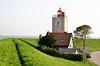 Oosterdijk vuurtoren aan het IJsselmeer, Nederland 2017 (wally nelemans) Tags: oosterdijk vuurtoren lighthouse ijsselmeer nederland holland thenetherlands 2017