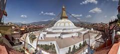 Boudhanath Stupa, Kathamndu (Jean Ka) Tags: approved nepal népal kathmandu kathmandou stupa bouddhiste buddhist religion temple tempel platz place square holy sacré heilig