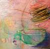 Coffee Storm (MargauxB) Tags: elizabethingebretsenfineartist mixedmedia