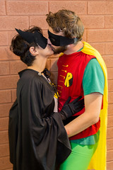 Batman and Robin (irrational.photography) Tags: rational irrational photography photo irrationalphotography rationalphotography irrationalphoto cos play cosplay anime japan comic book comicbook convention costume movie tv show dress up mascarade masquerade