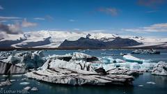 Iceland_Jokusarlon (Lothar Heller) Tags: lotharheller eis glacier ice iceland island islandia jökusarlon lagune