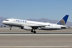 N489UA_AirbusA320_UnitedAirlines_LAS (Tony Osborne - Rotorfocus) Tags: airbus a320 a320200 united airlines las vegas international mccarren airport 2018