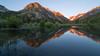Orange Peaks (Ken Krach Photography) Tags: yosemitenationalpark