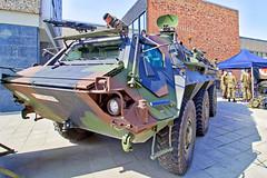 PARA Transportpanzer 1 A5 Fuchs mit Einbausatz Panzeraufklärungsradar RASIT Aufklärungsbataillon 6 (www.nbfotos.de) Tags: para transportpanzer fuchs panzeraufklärungsradar rasit aufklärungsbataillon6 bundeswehr militär armee army