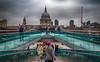 Millennium Bridge (Tall Guy) Tags: tallguy millennium bridge london uk stpauls