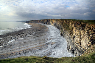 Glamorgan cliffs