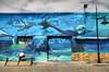 Fuerteventura (denismartin) Tags: street streetphotography house streetart graffiti corralejo cloud sky art painting bench spring spain españa canaryisland canaries canarias islascanarias fuerteventura water fish underwater denismartin travelphotography