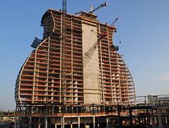 New Hard Rock Hotel (Infinity & Beyond Photography) Tags: new seminole casino hotel building construction hollywood florida architecture skyrise model hardrock